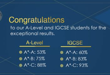 congratulations Students